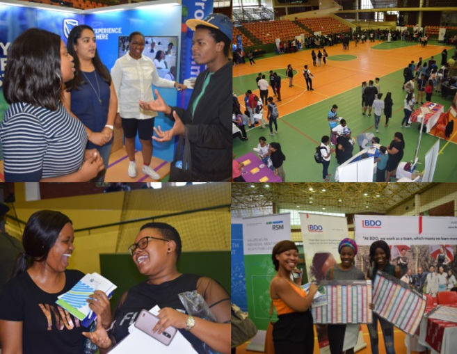 Career Exhibition Empowers Accounting Students